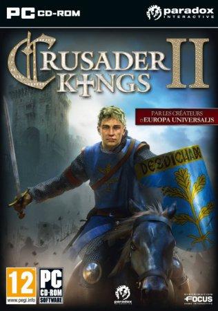 Стратегии скачать торрент Crusader Kings 2 (2012)