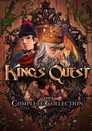 King's Quest - Chapter 1-2(2015) приключения скачать торрент RePack