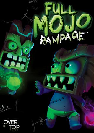 Full Mojo Rampage (2014) экшен скачать торрент | Steam-Rip