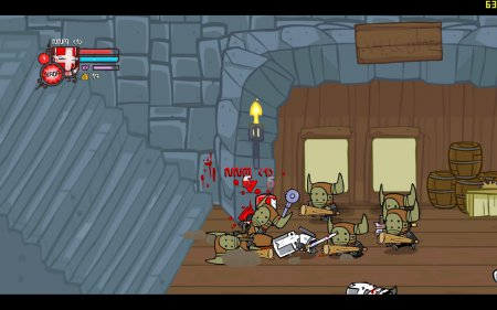 Castle Crashers: Steam Edition 2012) скачать аркады | Steam-Rip