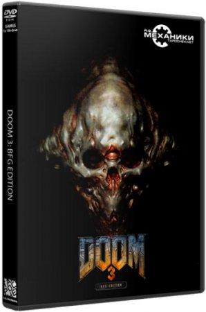 Doom 3 BFG Edition (2012) торрент экшен