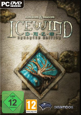 Icewind Dale: Enhanced Edition (2014) скачать рпг