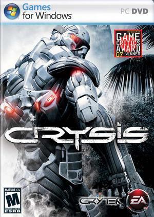 Crysis (2007) скачать через торрент |RePack