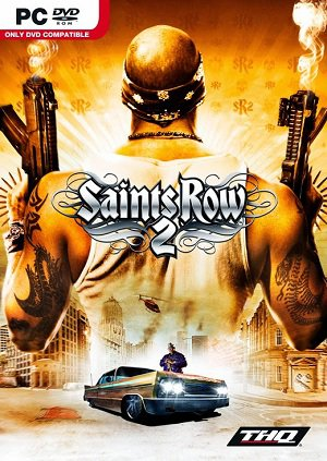 Экшен скачать торрент Saints Row 2 (2009)