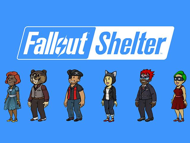 Где скачать fallout shelter на пк торент на русском фалаут шелтер.