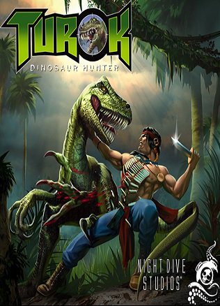 Turok: Dinosaur Hunter (2015) торрент игры на компьютер на русском | Steam-Rip