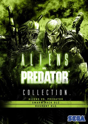 Aliens vs. Predator (2010) игры экшен скачать торрент | Steam-Rip