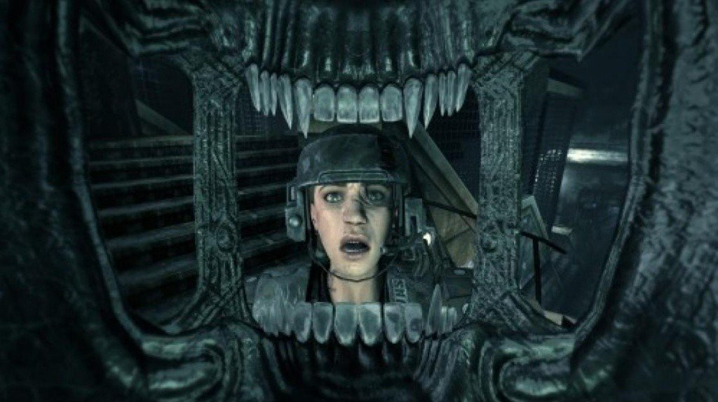 Aliens vs. Predator update 7 (2010) игры экшен скачать торрент.