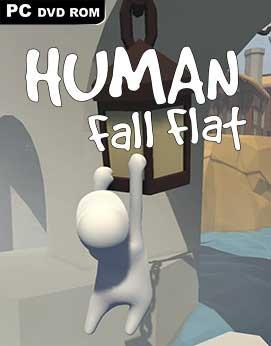 Human: Fall Flat (2016) приключения скачать торрент