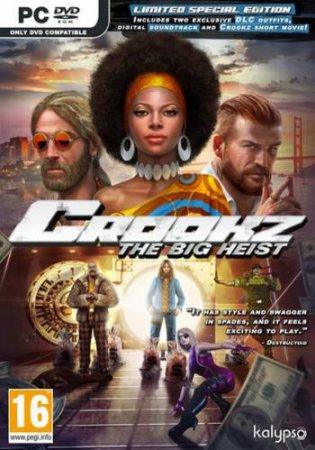 Crookz: The Big Heist  (2015) стратегии скачать торрент