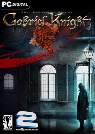 Gabriel Knight: Sins of the Fathers 20th (2014) приключения скачать торрент | Лицензия