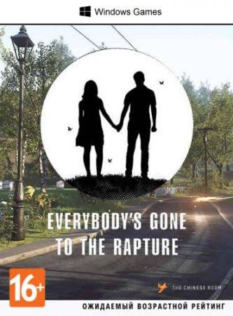 Everybody's Gone to the Rapture (2016) Лицензия скачать бесплатно игру приключения торрент