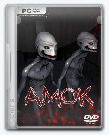 Экшен скачать торрент Amok (2016)