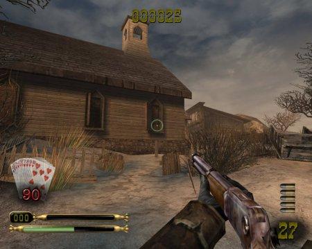 Дикий Запад: Игра со смертью / Dead Man's Hand (2004) экшен на пк торрент | Лицензия