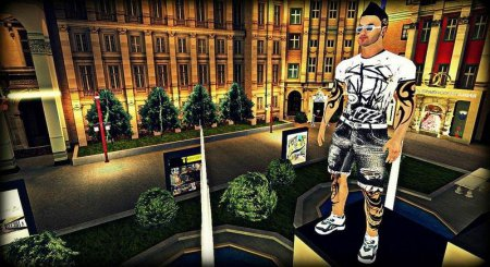Love City 3D  (2011) скачать торрент| Online-only