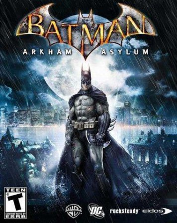 Экшен скачать торрент Batman: Arkham Asylum - Game of the Year Edition (2010)