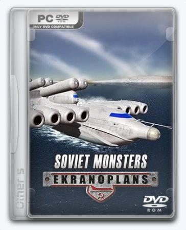 Soviet Monsters: Ekranoplans (2016) скачать симулятор 2016 года | Repack