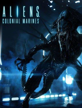 Экшен скачать торрент Aliens: Colonial Marines (2013)