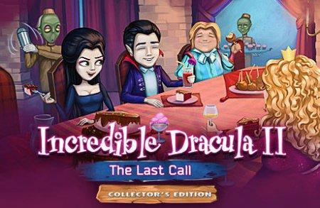 Невероятный Дракула 2. Последний звонок. Коллекционное издание (2016) скачать симуляторы на русском языке через торрент