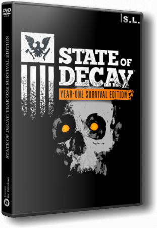 Скачать торрент экшен State of Decay: Year One Survival Edition (2015) PC