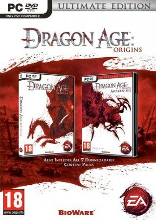 Скачать торрент экшен Dragon Age: Origins - Ultimate Edition (2009)