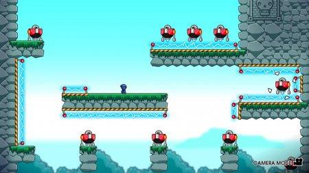 Игры аркады 10 Second Ninja X (2014)