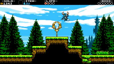Shovel Knight (2014) скачать аркады | Repack