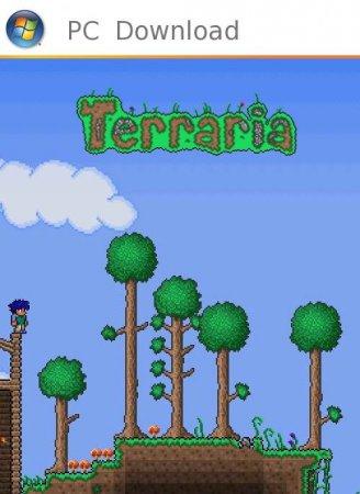 Terraria (2011) приключения скачать торрент