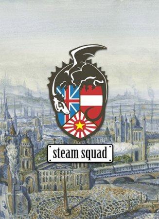 Steam Squad (2016) стратегии скачать торрент | RePack