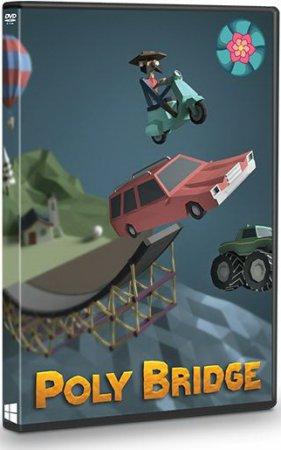 Poly Bridge (2016) скачать симулятор