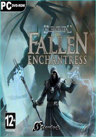 Стратегии скачать торрент Elemental: Fallen Enchantress (2012)