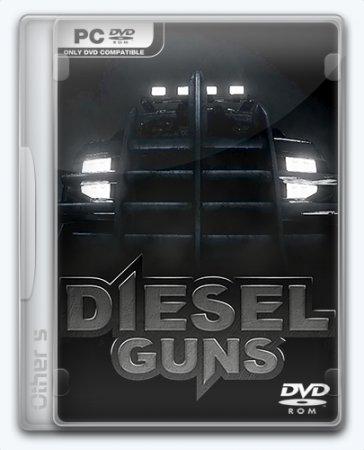 Экшен скачать торрент Diesel Guns (2016)