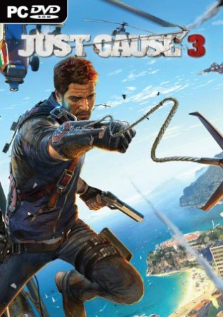 Just Cause 3 - XL Edition (2015) приключения скачать торрент | RePack