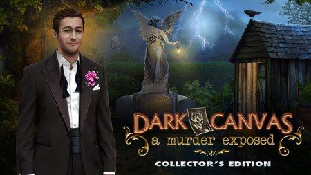 Холcт Тьмы 3: Открытое убийство / Dark Canvas 3: A Murder Exposed CE (2016)