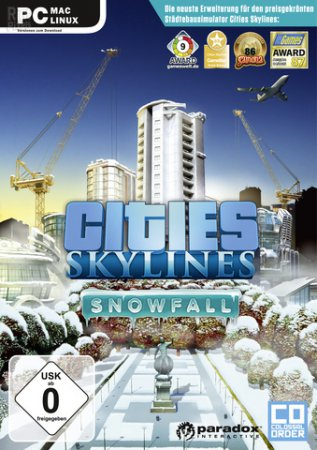 Cities: Skylines - Deluxe Edition (2015) PC | RePack