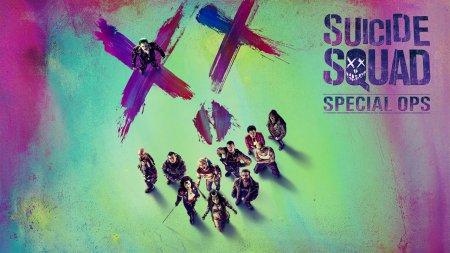 Отряд самоубийц: Спецназ / Suicide Squad: Special Ops (2016) торрент экшен| Лицензия