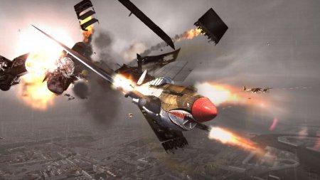 Heroes over Europe (2010) игры симуляторы скачать бесплатно