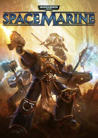 Warhammer 40,000: Space Marine - CE (2011) рпг игры на пк | RePack