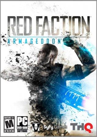 Red Faction: Armageddon - Complete Edition (2011) экшен скачать торрент