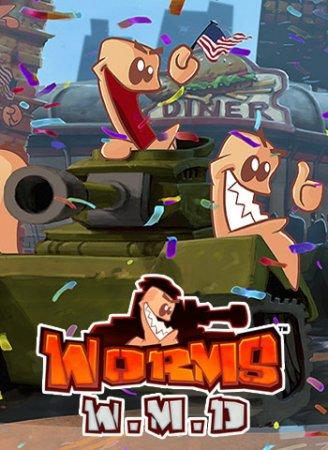Worms W.M.D (2016) стратегии через торрент