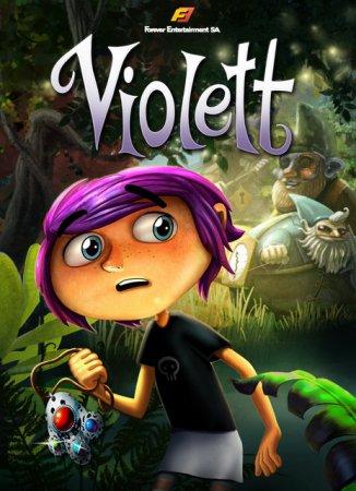 Violett Remastered (2013) приключения торрент