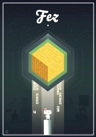 FEZ: Soundtrack Edition (2013) скачать аркаду | Steam-Rip