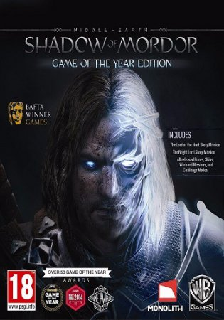 Middle-earth: Shadow of Mordor Game of the Year Edition (2015) торрент экшен
