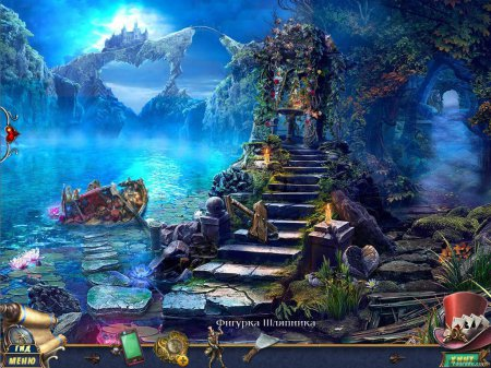 Квесты скачать торрент Мост в другой мир: Алиса в Царстве Теней. Коллекционное издание (2016)