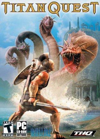 Titan Quest - Anniversary Edition (2016) скачать рпг