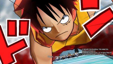 One Piece: Burning Blood (2016) экшен торрент | Repack