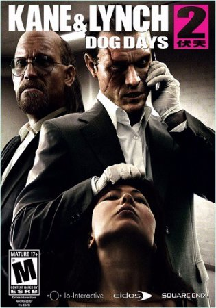 Kane & Lynch 2: Dog Days - Complete (2010)экшен скачать торрент
