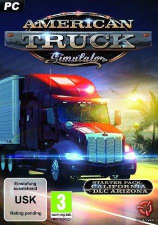 American Truck Simulator [RUS] RePack  (2016) PC