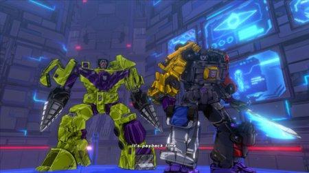 Трансформеры игра  Transformers: Devastation (2015) экшены на пк | RePack