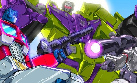 Трансформеры игра  Transformers: Devastation (2015) экшены на пк | RePack